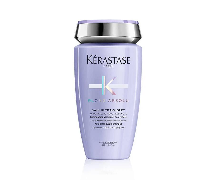kerastase bain ultra violet purple shampoo